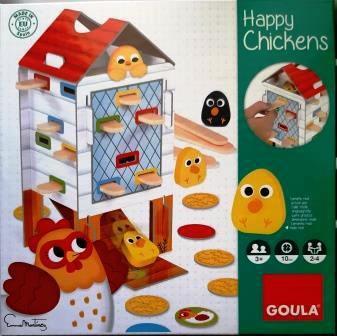 Hra Kuřata Goula