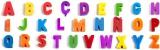 Magnetická písmena 160 ks Miniland
