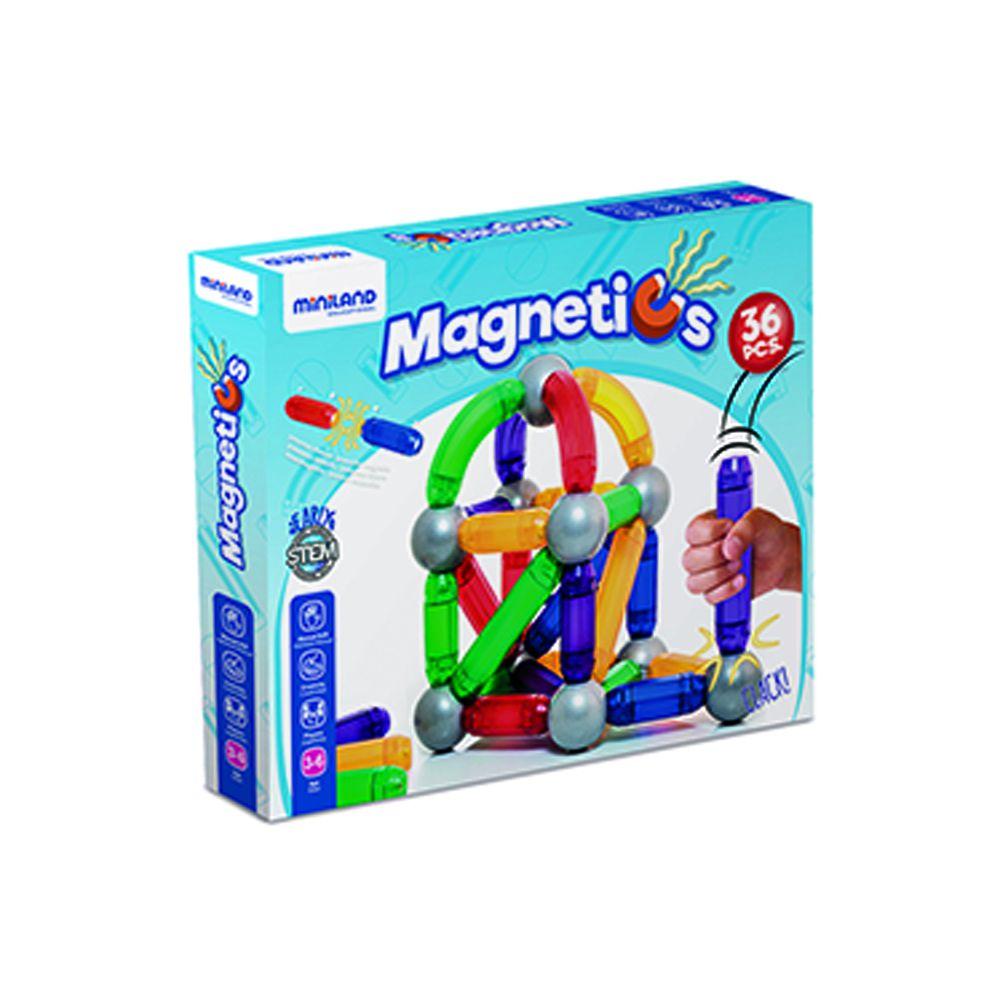 MAGNETIC 36 dílů Miniland