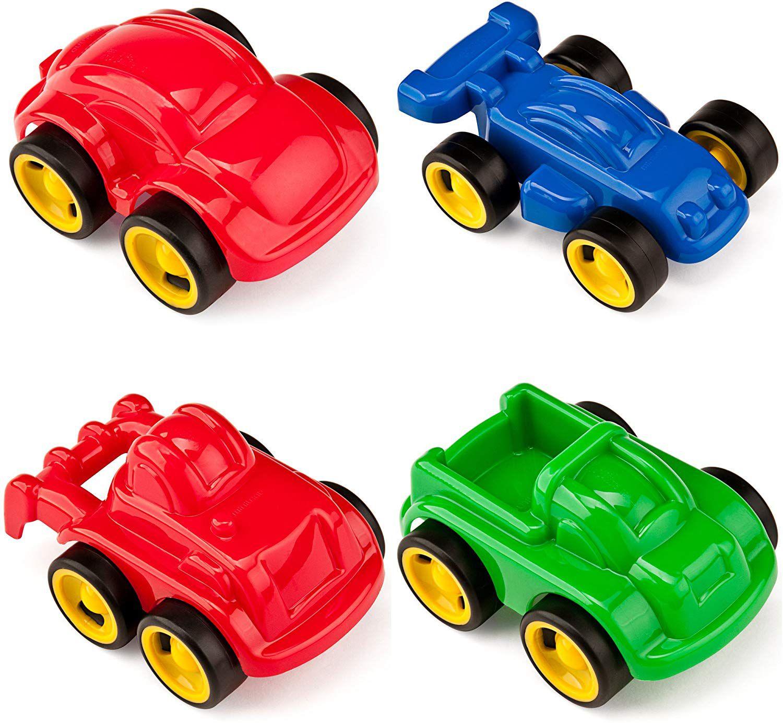 Minimobil sada 4ks Miniland