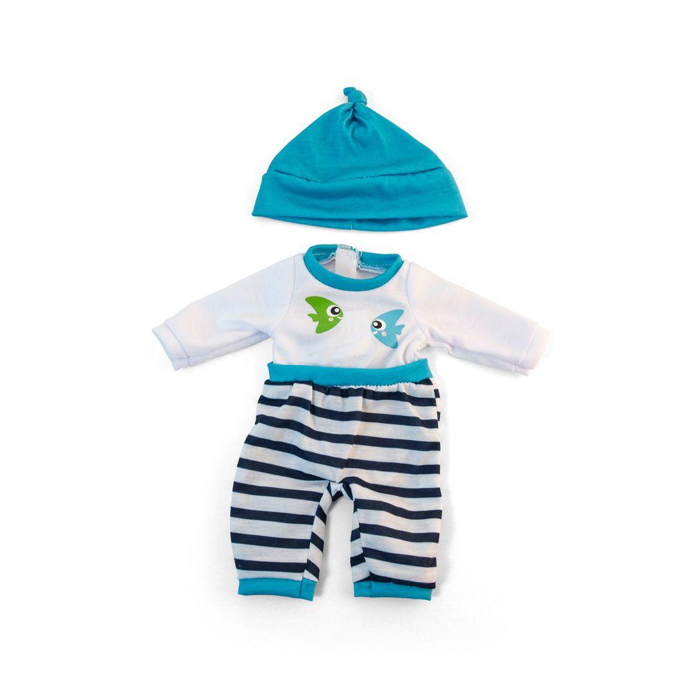 Oblečení - panenka 32cm Miniland