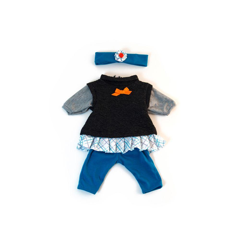 Oblečení - panenka 40cm Miniland