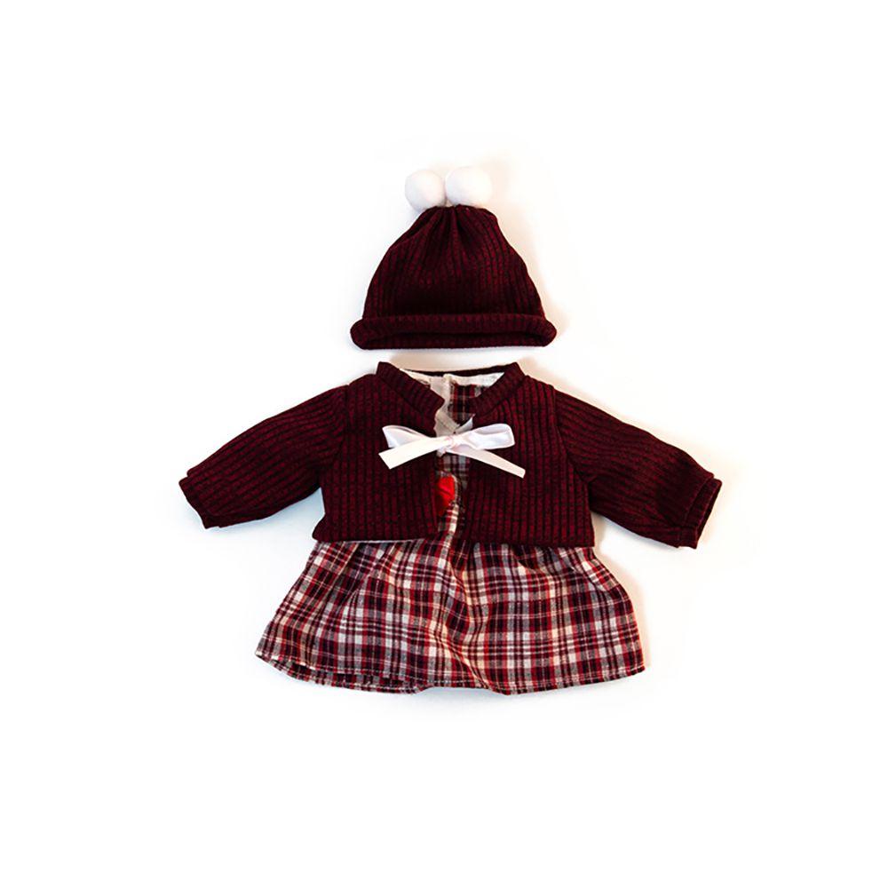 Oblečení pro děvče 38cm Miniland