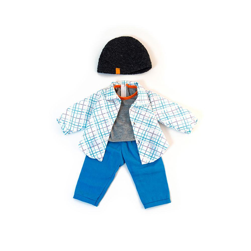 Oblečení pro panenku 38cm Miniland