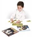 Zvířátka puzzle Miniland